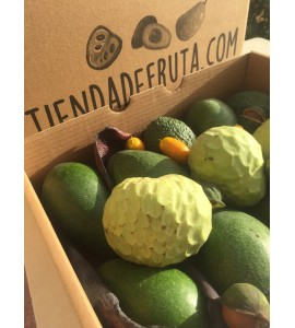 avocado and cherimola box