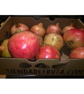 fruta de granada