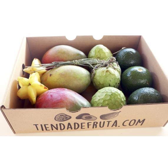 fruta sin salir de casa