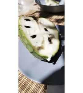 chirimoya sin pepitas