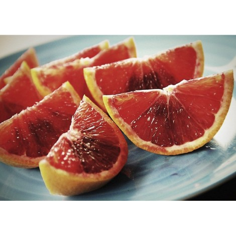 naranja de la sangre