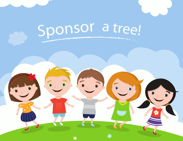 Sponsor a tree